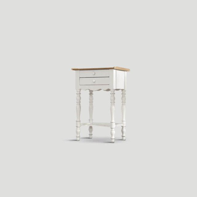 Tavolino con cassetti