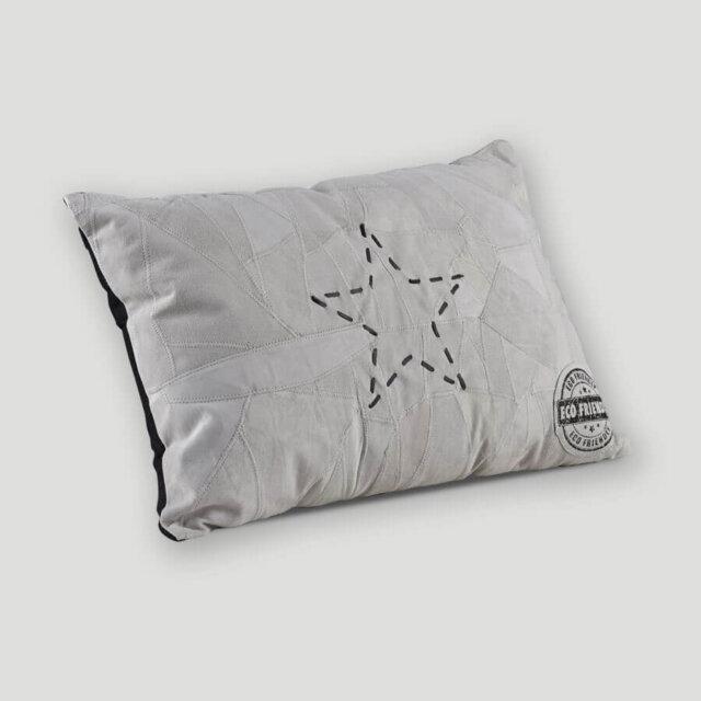 Cuscino in pelle 60x40 cm