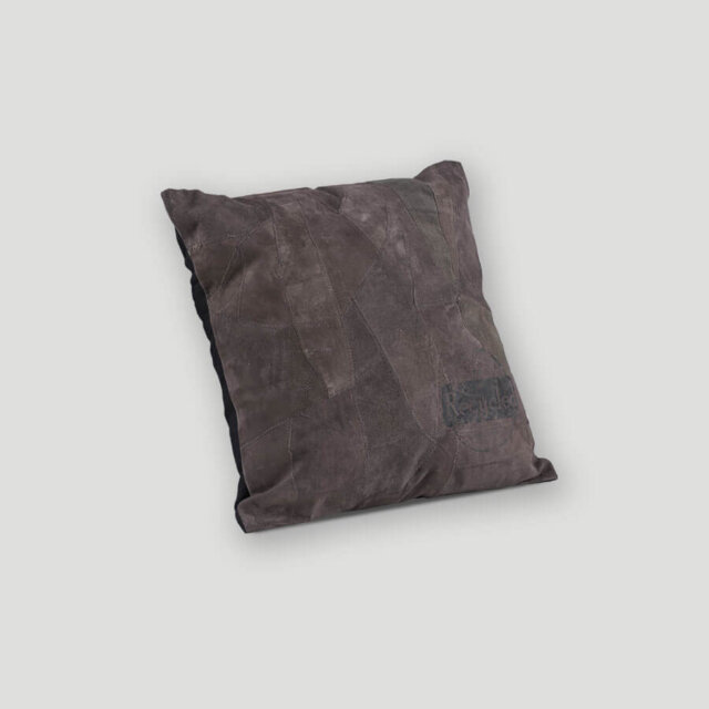 Cuscino in pelle 40x40 cm