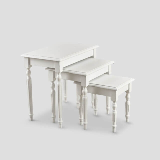 Set 3 tavolini