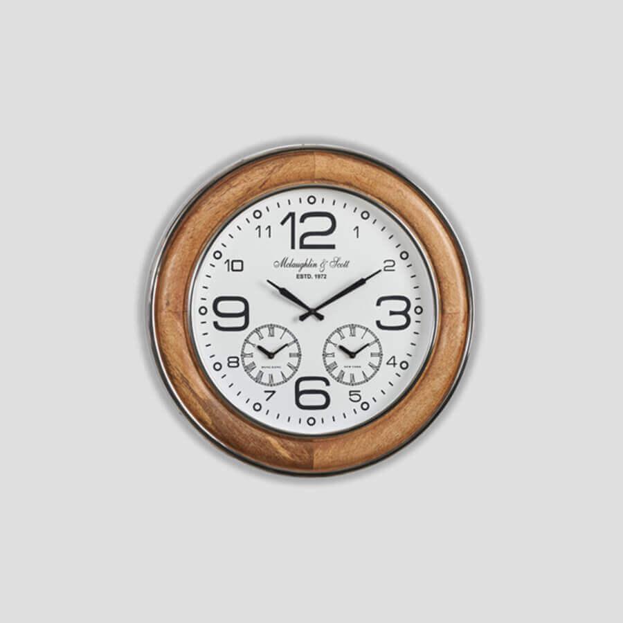 articolo arredo orologio - Dialma Brown