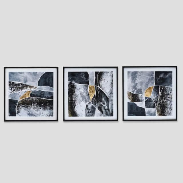 Set 3 quadri